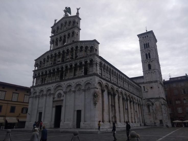 Chiesa di San Michele in Foro, Lucca
