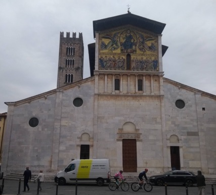 Church, Lucca