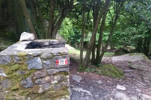 Path 119 into Asciano