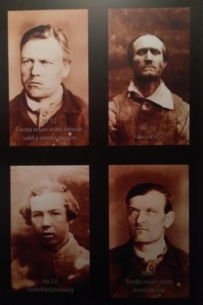 Prisoner photographs