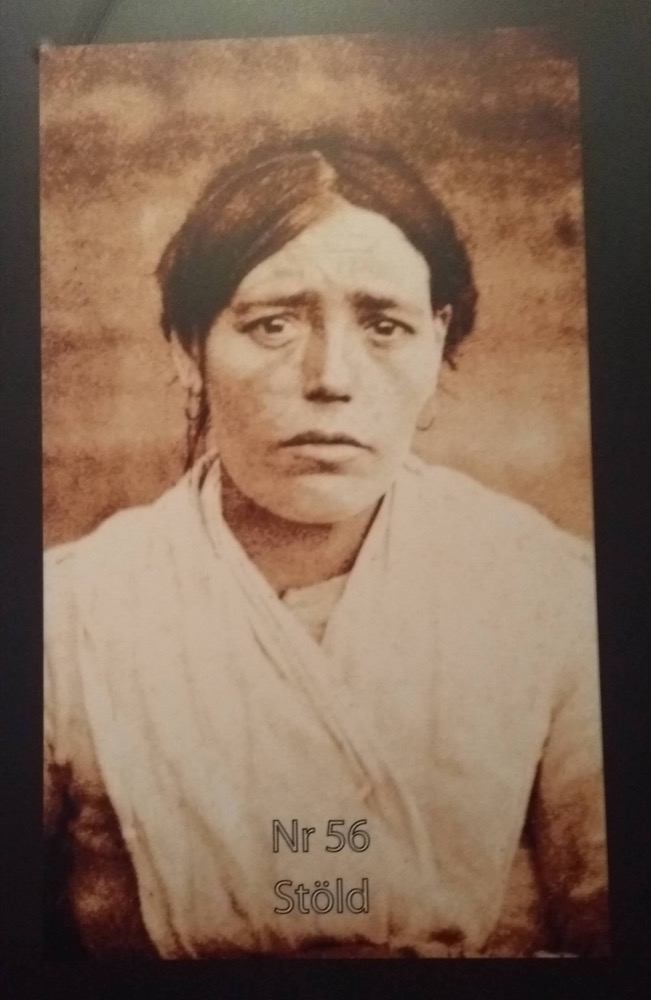 Prisoner photograph
