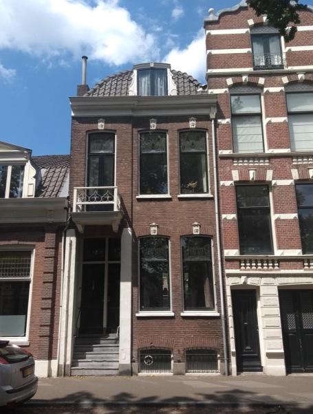 Dutch house, tall and thin