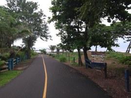 Road to El Toro beach