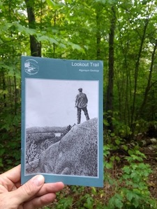 Lookout Trail booklet