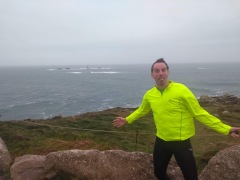 Me, at Land's End.