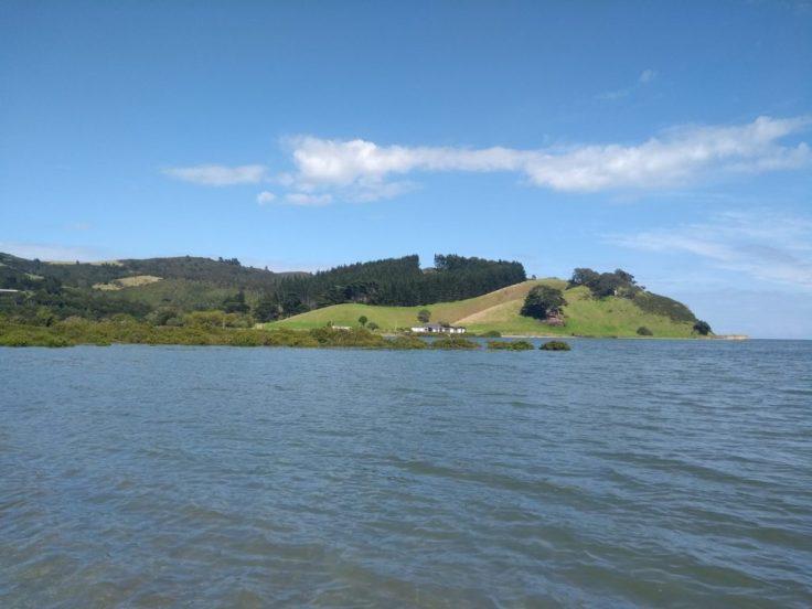 Colville Bay.